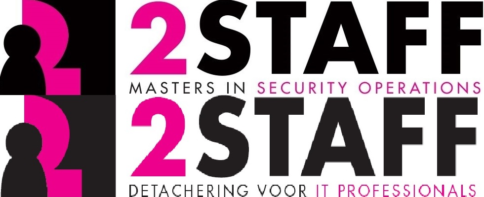2Staff Masters in Security Operations en 2Staff-IT